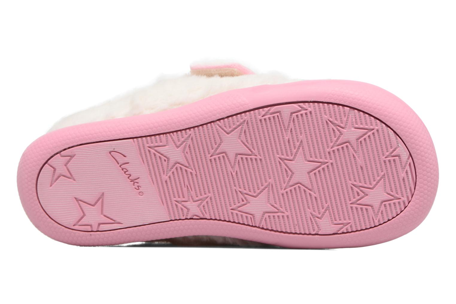 Cuba Patch Inf White/pink