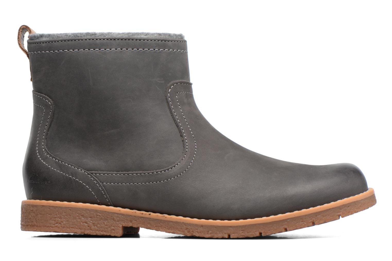 Bottines et boots Clarks Tildy Moe Gris vue derrière