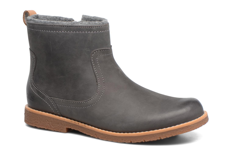 Bottines et boots Clarks Tildy Moe Gris vue détail/paire