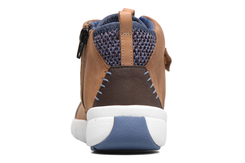 Tri Mimo Tan Leather