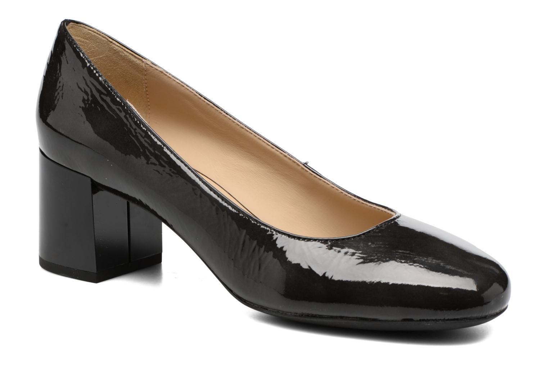 Grandes descuentos últimos zapatos Geox D Audalies M. A D723YA vernis (Negro) - Zapatos de tacón Descuento