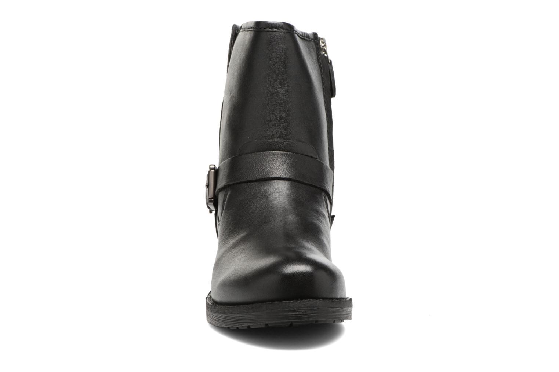 Boots en enkellaarsjes Geox D New Virna E D7451E Zwart model