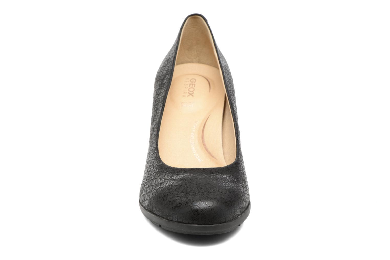 Escarpins Geox D Annya C D745FC Noir vue portées chaussures