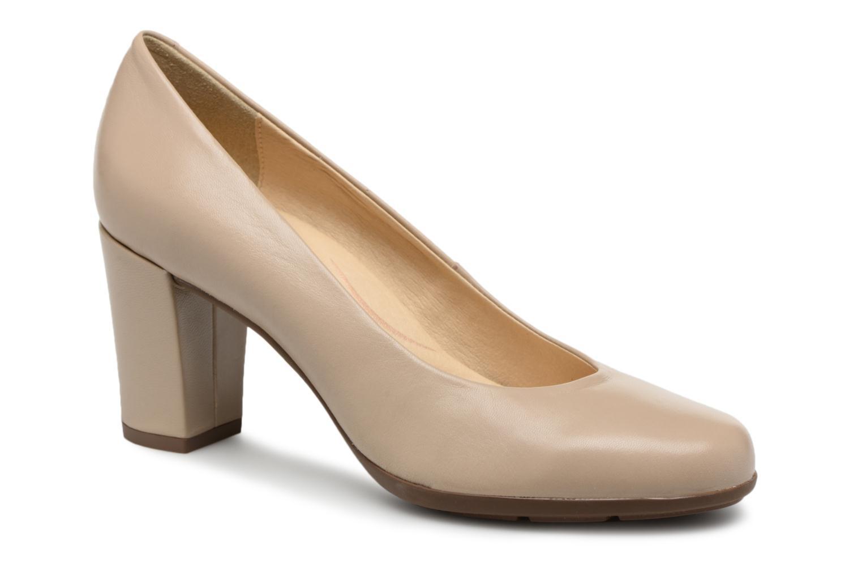 Grandes descuentos últimos zapatos Geox D Annya C D745FC (Beige) - Zapatos de tacón Descuento
