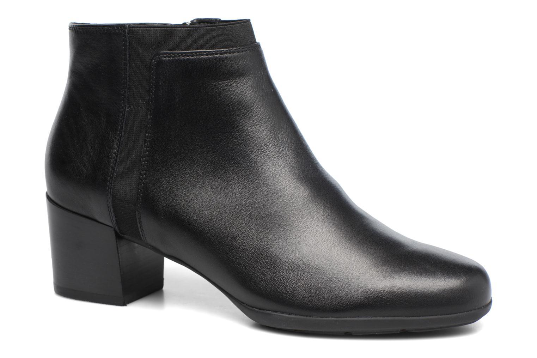 Grandes descuentos últimos zapatos Geox D Annya M. A D745VA (Negro) - Botines  Descuento