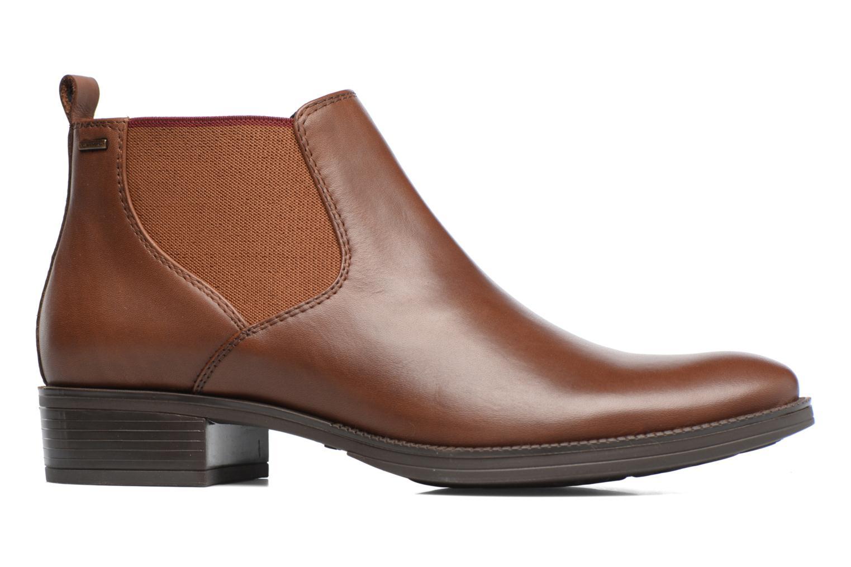Bottines et boots Geox D Mendi Np Abx A D746SA Marron vue derrière