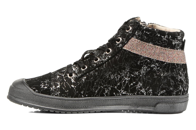 Sneakers GBB Destiny Zwart voorkant