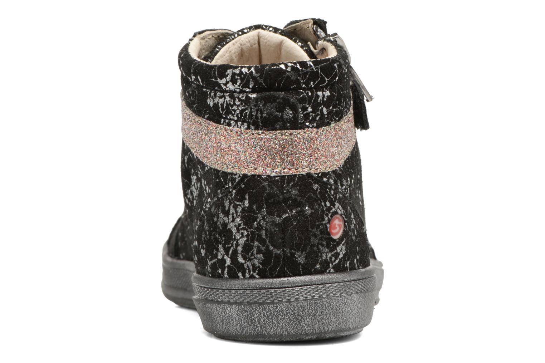 Sneakers GBB Destiny Zwart rechts