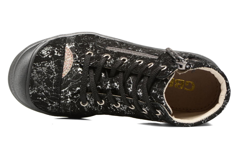 Sneakers GBB Destiny Zwart links