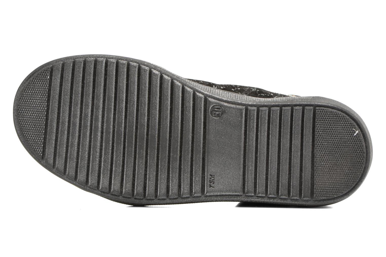 Sneaker GBB Destiny schwarz ansicht von oben