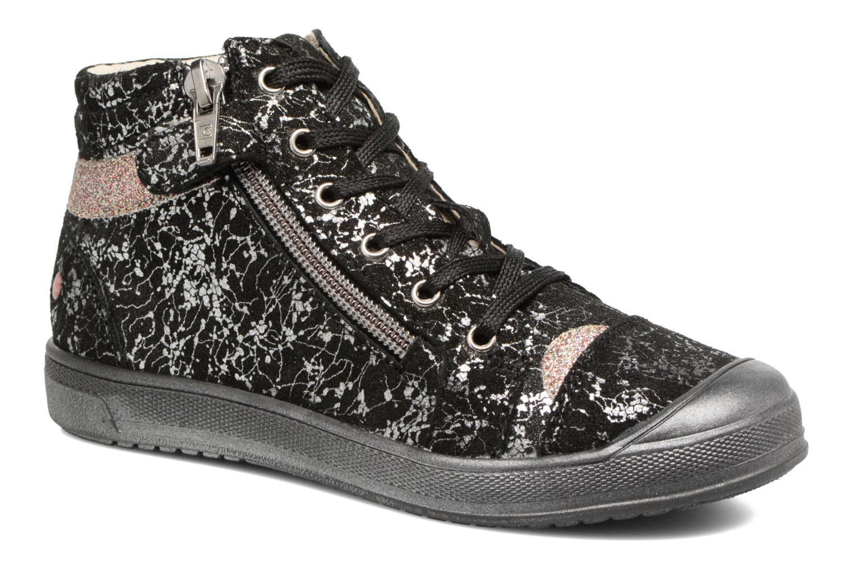 Sneakers GBB Destiny Zwart detail