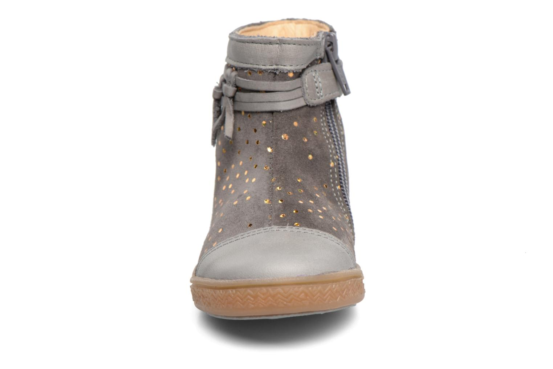 Bottines et boots Babybotte Ambalada Gris vue portées chaussures