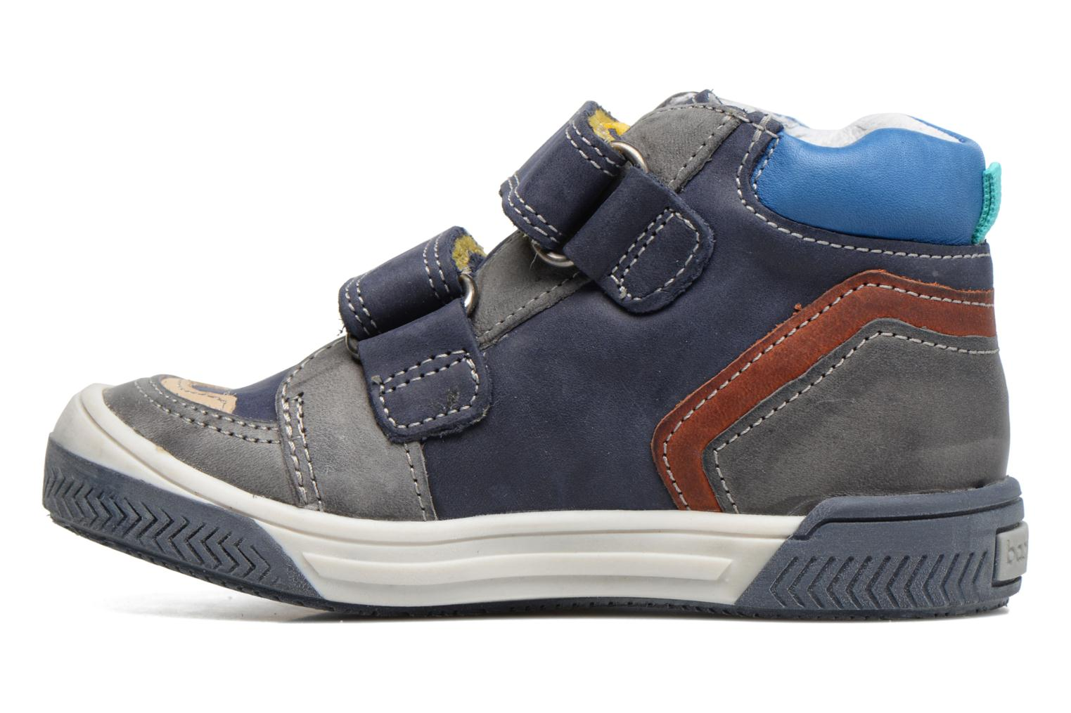 Sneakers Babybotte Atol Grigio immagine frontale