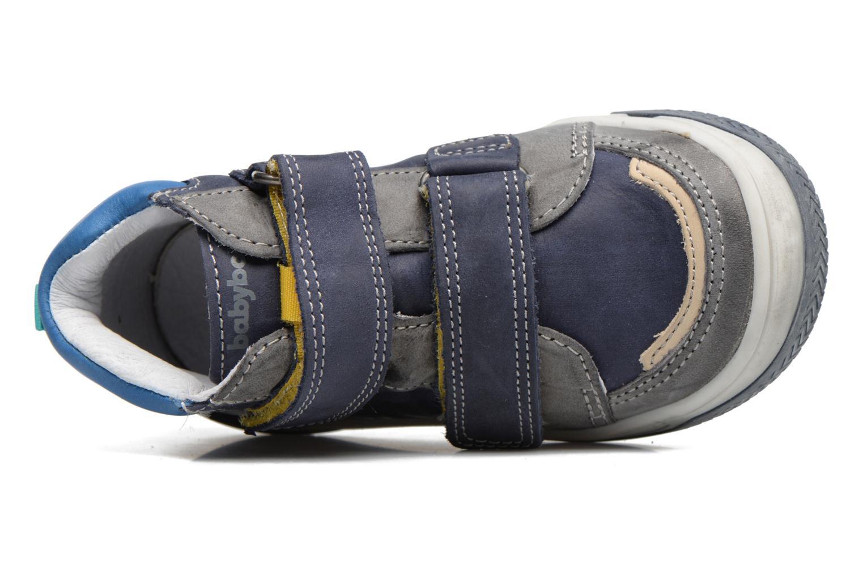Sneakers Babybotte Atol Grigio immagine sinistra