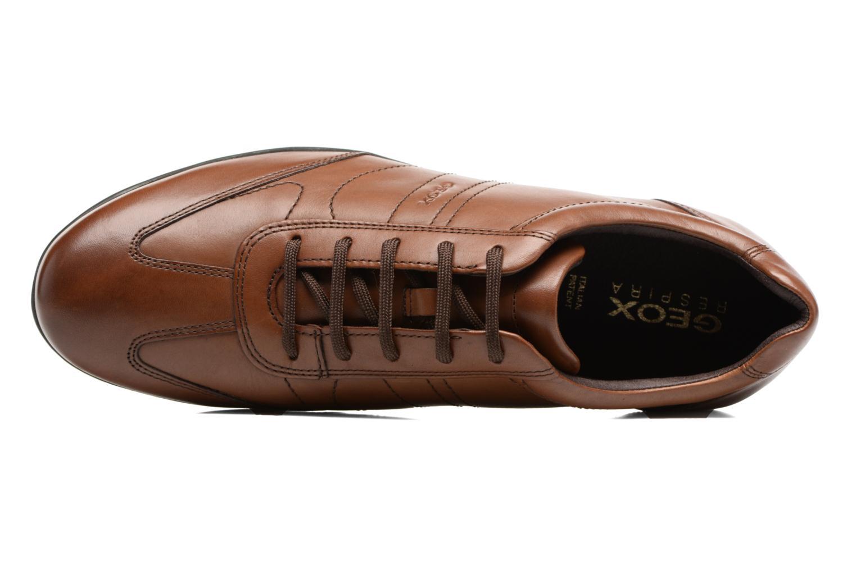 U Symbol B U74A5B Cognac