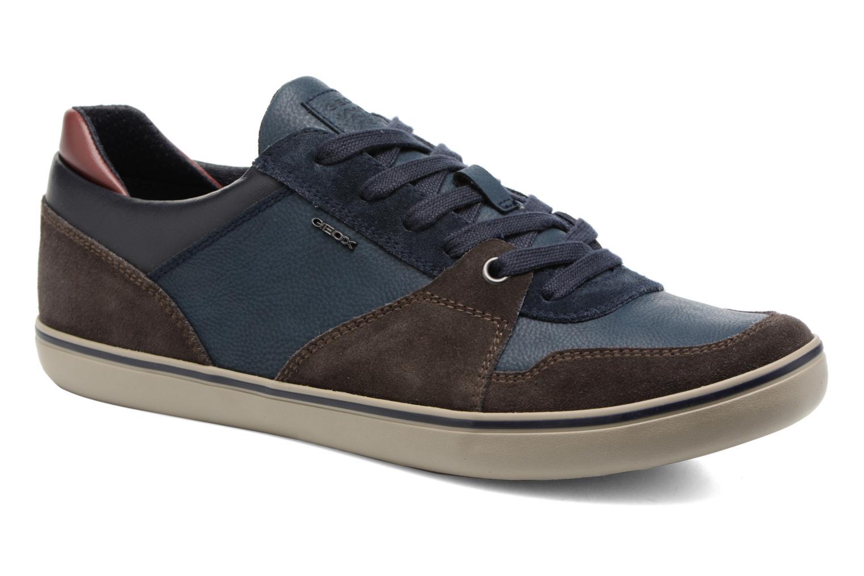 Sneakers Geox U Box A U74R3A Bruin detail