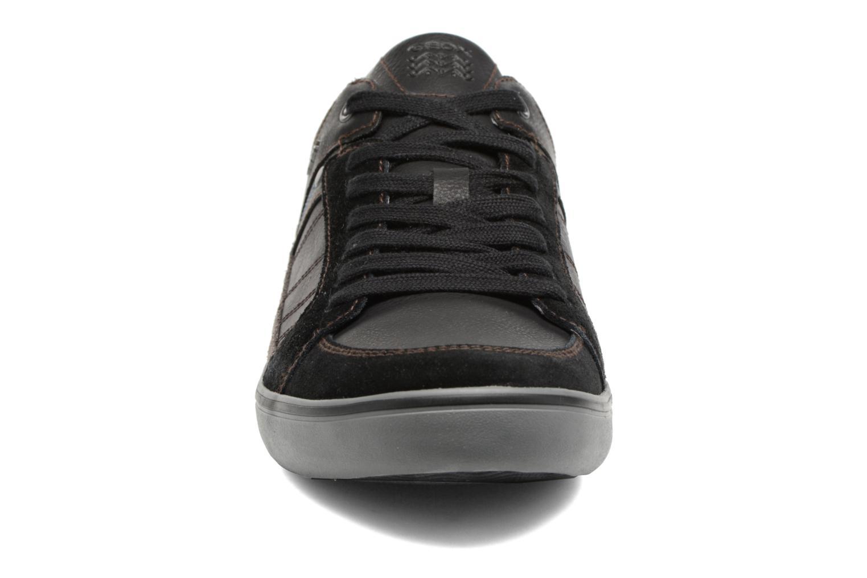Baskets Geox U Box D U74R3D Noir vue portées chaussures