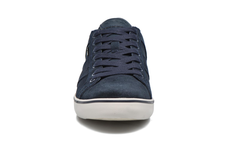 Baskets Geox U Box I U74R3I Bleu vue portées chaussures
