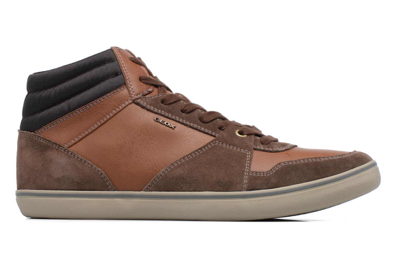 Sneakers Geox U Box J U74R3J Bruin achterkant
