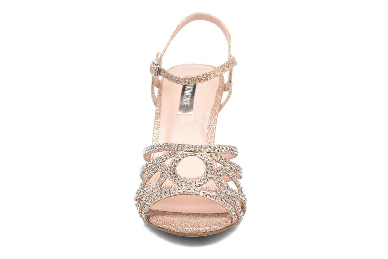 Sandales et nu-pieds Dorothy Perkins Sublime SD Or et bronze vue portées chaussures