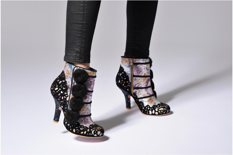 Bottines et boots Irregular Choice Slumber Party Noir vue bas / vue portée sac