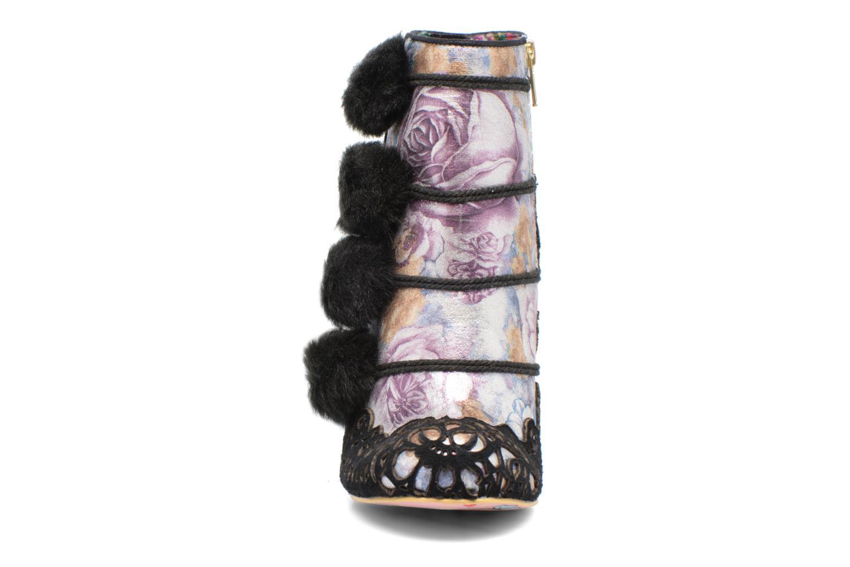 Bottines et boots Irregular Choice Slumber Party Noir vue portées chaussures