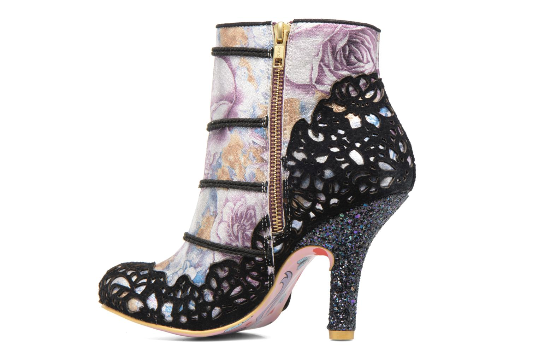 Bottines et boots Irregular Choice Slumber Party Noir vue face