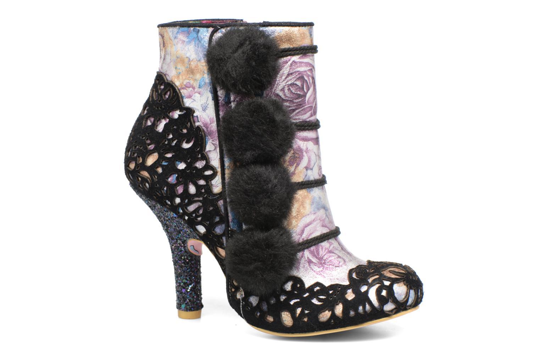Bottines et boots Irregular Choice Slumber Party Noir vue détail/paire