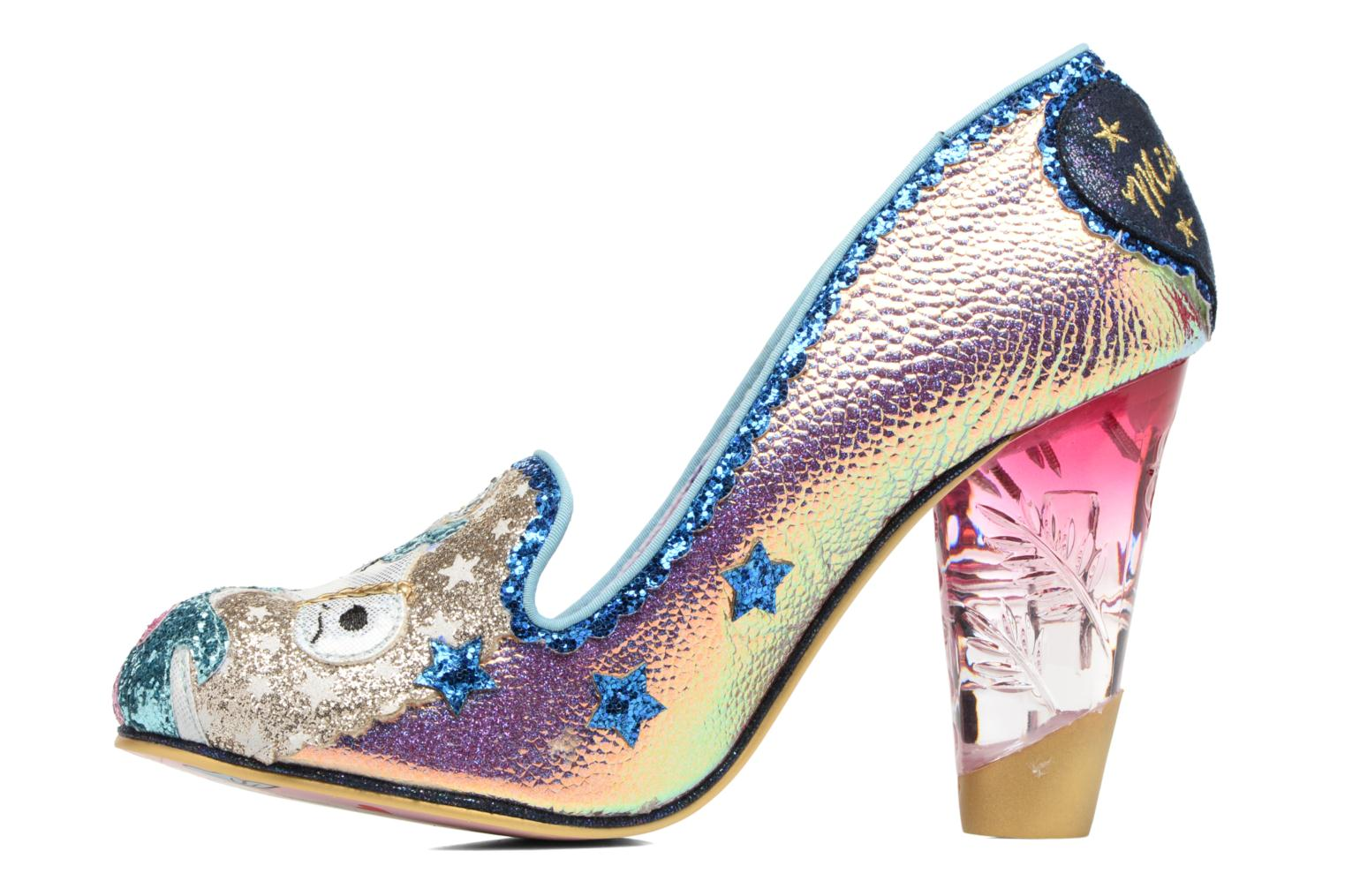 Pumps Irregular choice Lady Misty Multicolor voorkant