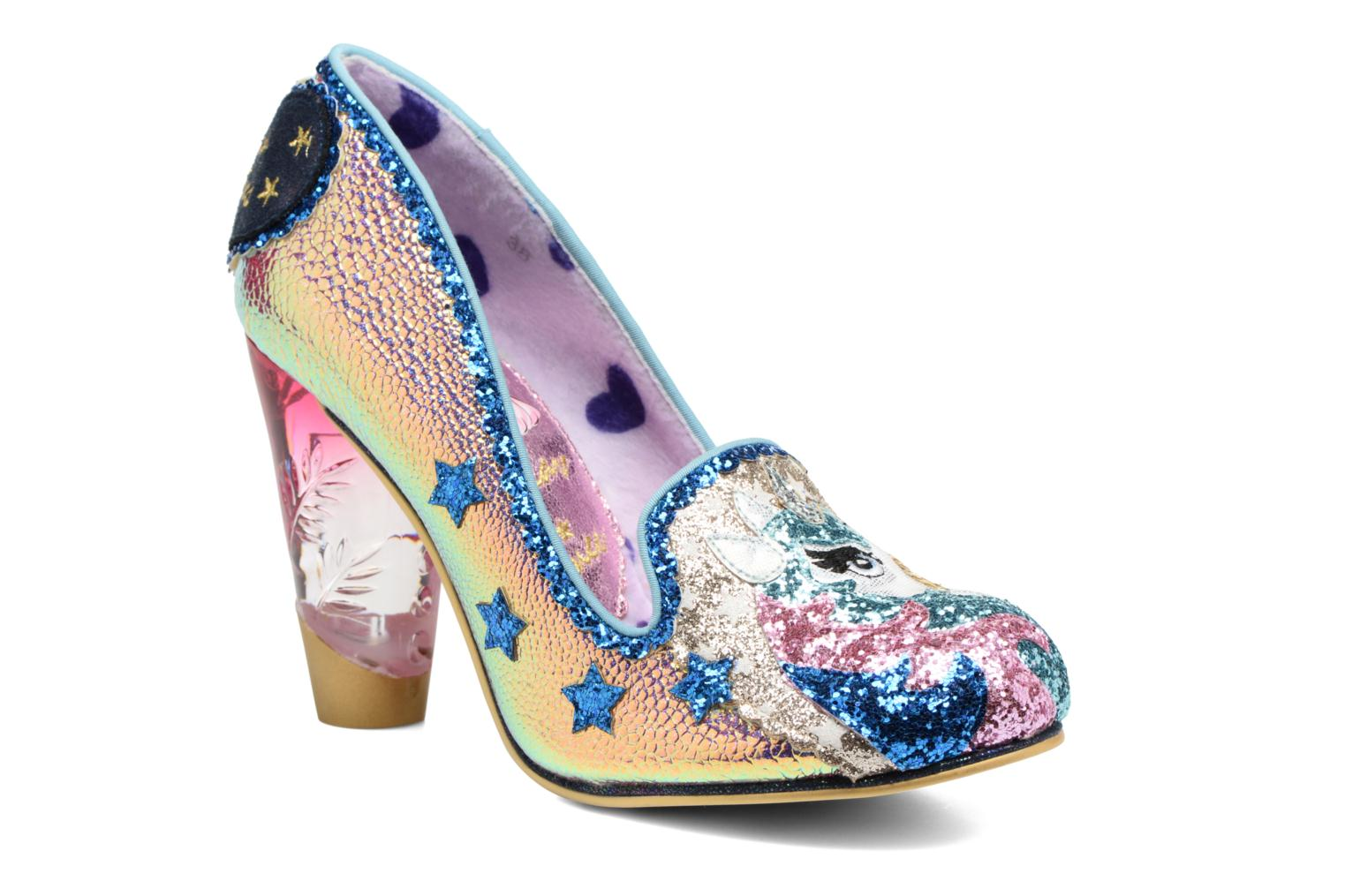 Pumps Irregular choice Lady Misty Multicolor detail