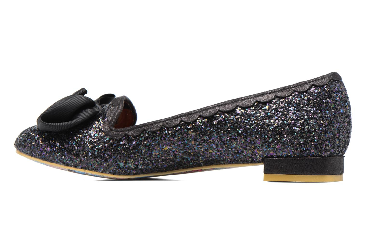 Ballet pumps Irregular choice Sulu Black front view