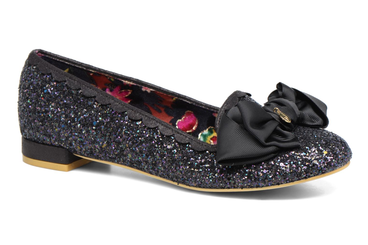 Ballet pumps Irregular choice Sulu Black detailed view/ Pair view