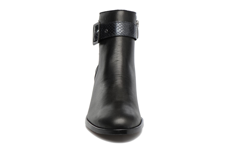 Boots en enkellaarsjes Karston GLECY Zwart model