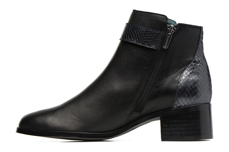 Bottines et boots Karston GLECY Noir vue face