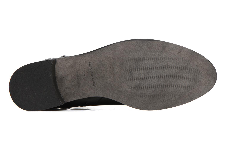 Bottines et boots Karston GLECY Noir vue haut