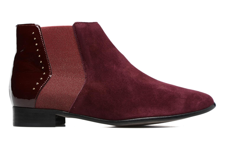 Boots en enkellaarsjes Karston JONIL Bordeaux achterkant