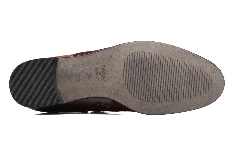 Boots en enkellaarsjes Karston JONIL Bordeaux boven