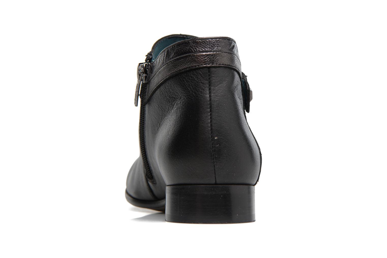Boots en enkellaarsjes Karston JODY Zwart rechts
