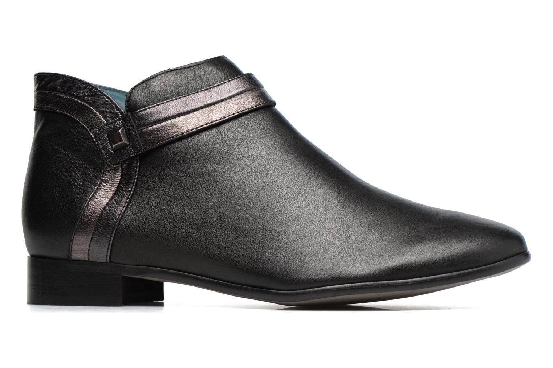 Boots en enkellaarsjes Karston JODY Zwart achterkant