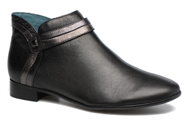 Boots en enkellaarsjes Karston JODY Zwart detail