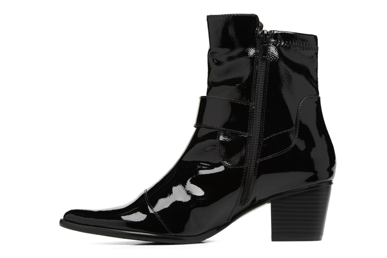 Bottines et boots Madison AYDIVA Noir vue face