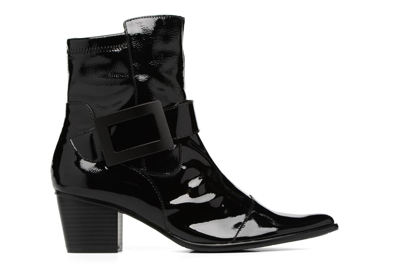 Bottines et boots Madison AYDIVA Noir vue derrière