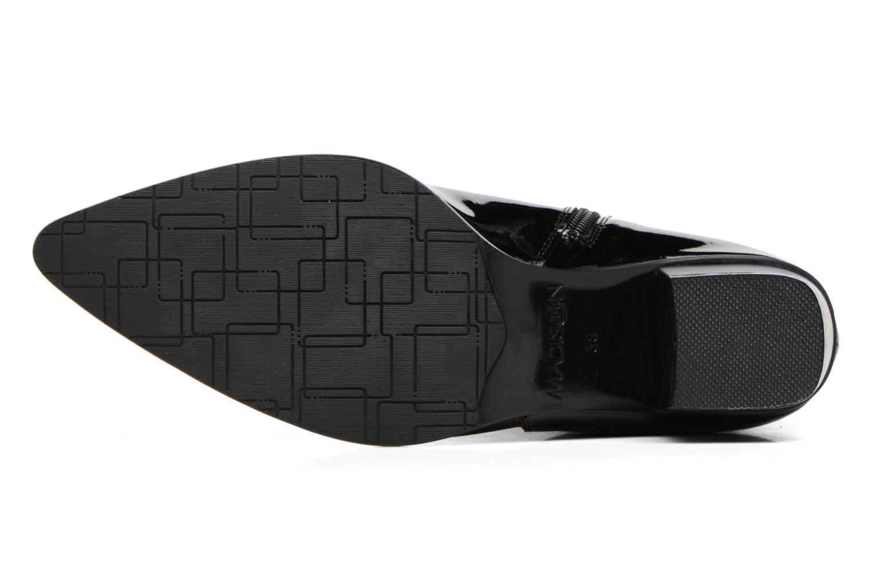 Bottines et boots Madison AYDIVA Noir vue haut