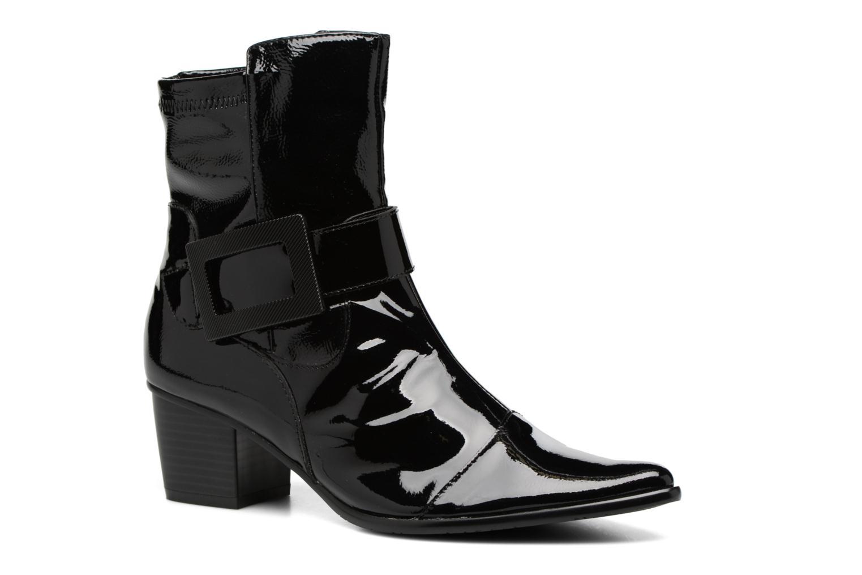 Bottines et boots Madison AYDIVA Noir vue détail/paire