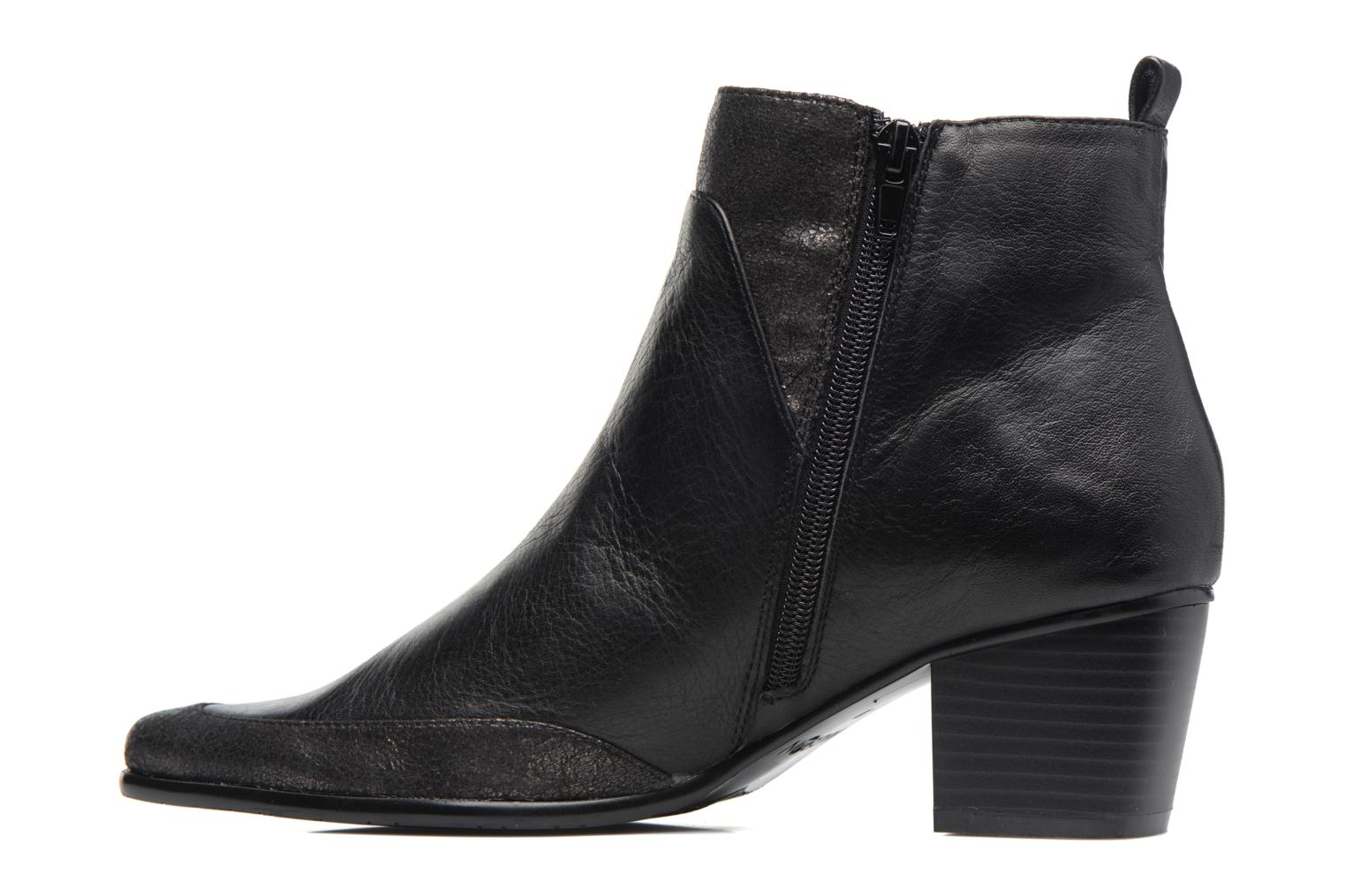 Ankle boots Madison AYLIN Black front view