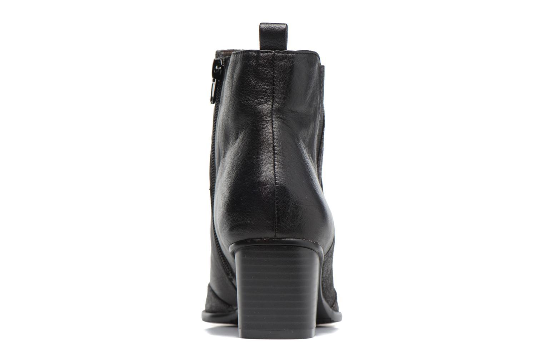 Bottines et boots Madison AYLIN Noir vue droite
