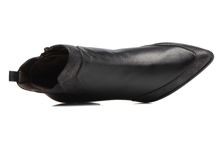 AYLIN Cuir noir