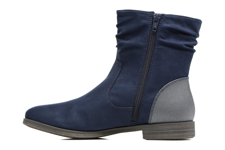Bottines et boots S.Oliver Nola Bleu vue face