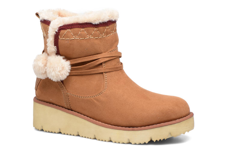 Bottines et boots S.Oliver Hicho Marron vue détail/paire