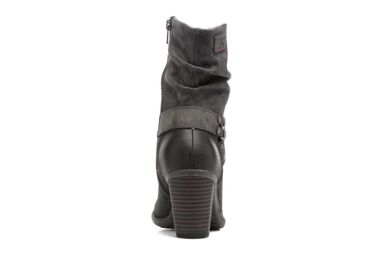 Bottines et boots S.Oliver Gemie Noir vue droite